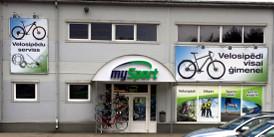 MySport veikals Ziepniekkalna ielā